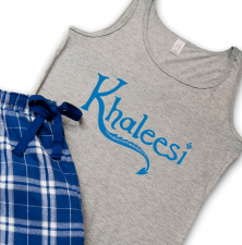 Khaleesi Pajamas