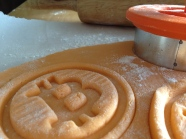 Bitcoin Cookie Cutters
