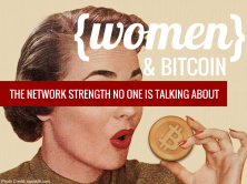 Bitcoin and Women
