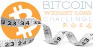 Bitcoin weight loss challenge 2014